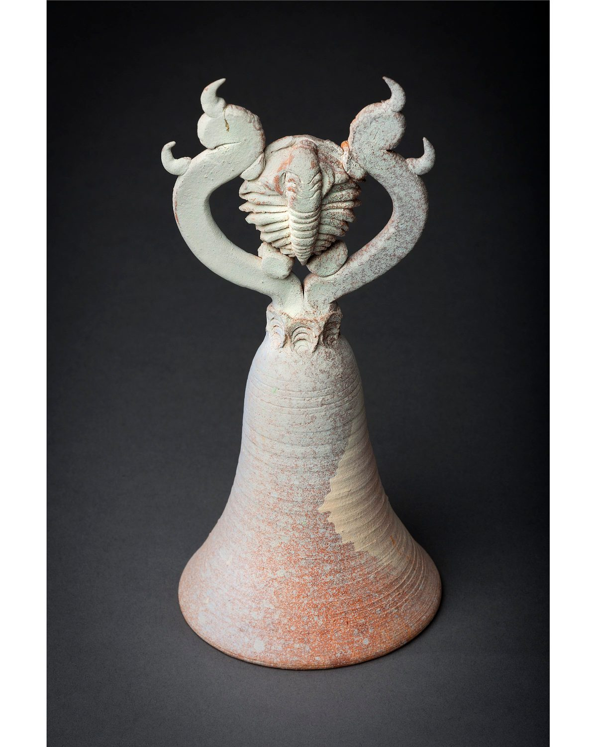 Jeanne McRight:  A Ceramist who migrated to Canada because of the escalation of the Vietnam War