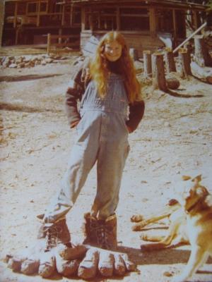 Pamela Nagley Stevenson 1