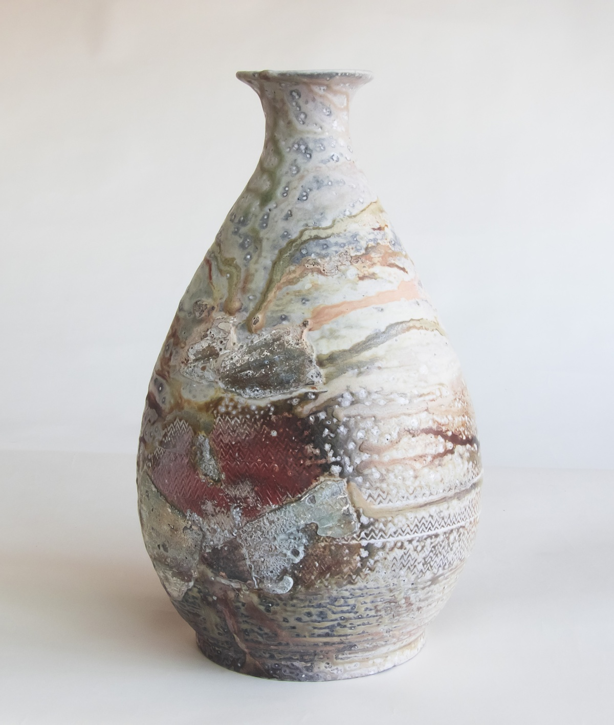 Made room for 2 lucky individuals if you want to learn about wood firing and join some fantastic folks building a wood kiln with Markus Boehm June 21-30