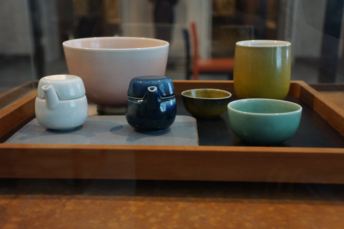 The Japanese influence on Danish Design.  The Design Museum, Kobenhaven