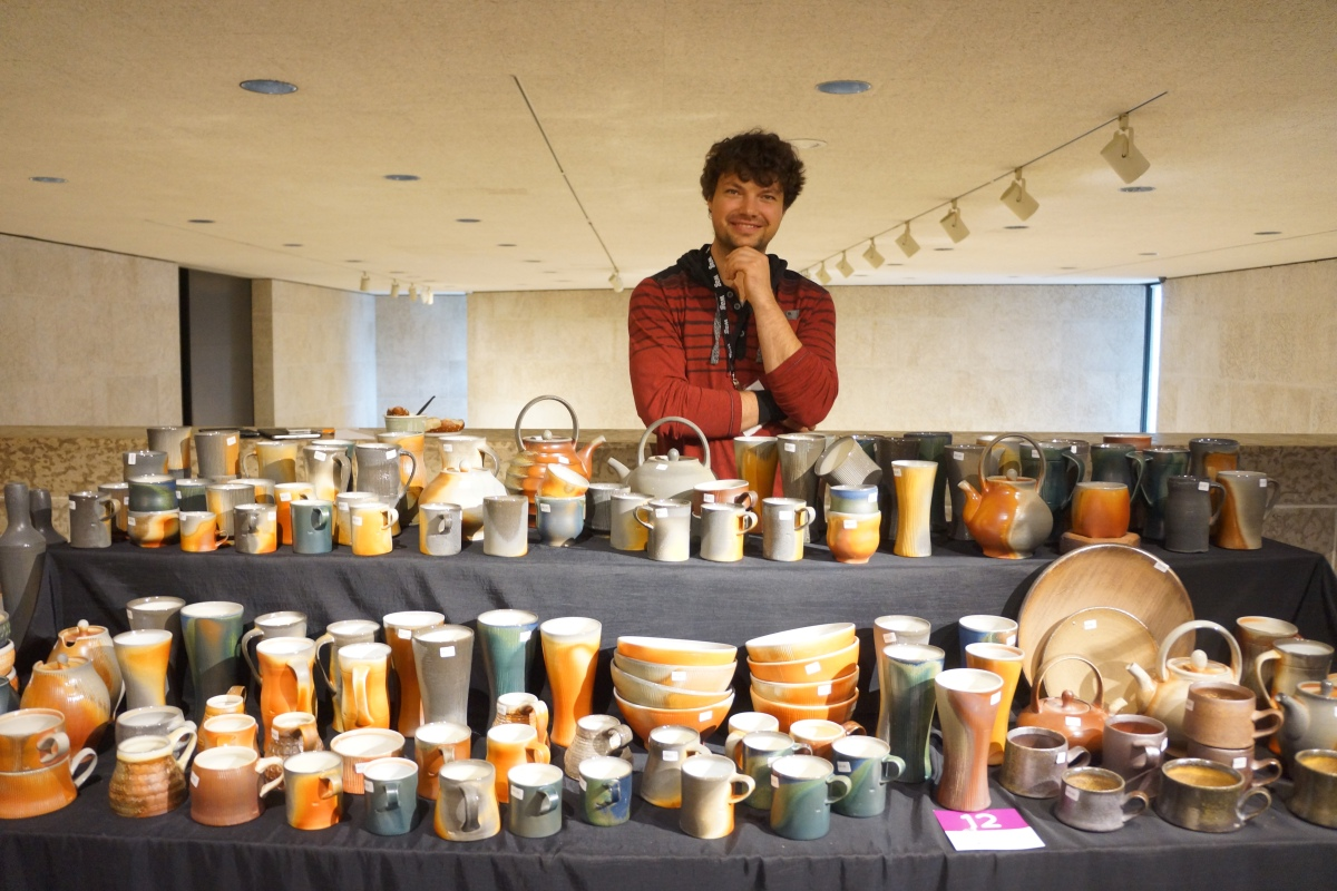 Don't Miss Out – One more day for the Crafted Show and Sale at the Winnipeg ArtGallery!