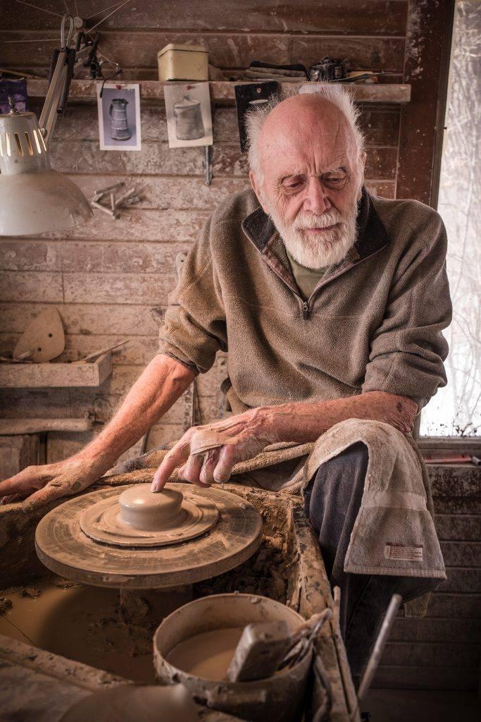 Warren MacKenzie, 1924-2018