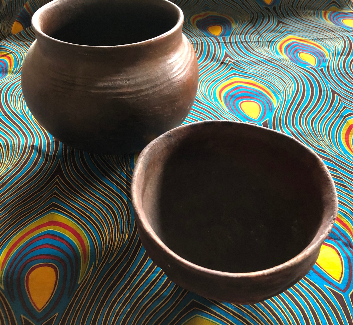 The Serendipity of the African Pots
